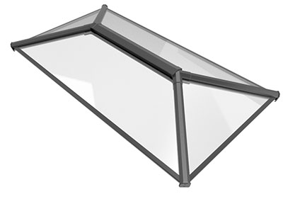 contemporary lantern roof