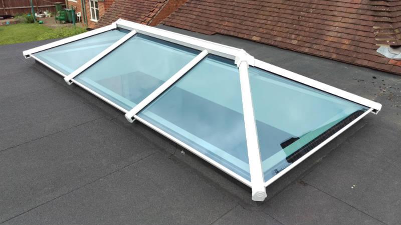 Stratus lantern roof 2 way design style 3