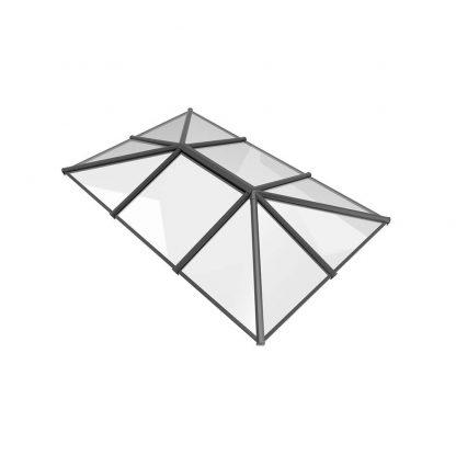 Stratus Lantern Roof Style 5 3 way design