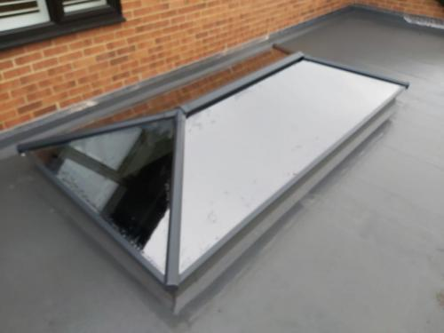 Contemporary Stratus Lantern Roof 2